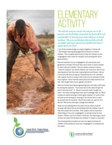 thumbnail of Elementary Activity Kenya