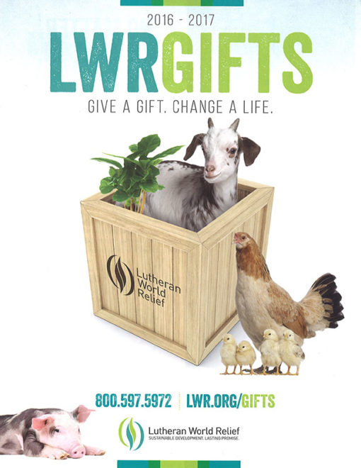 LWR Gifts Catalog
