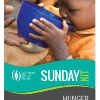 LWR Sunday Kit:Hunger