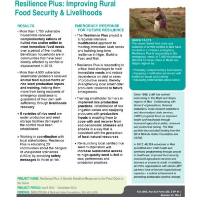 thumbnail of LWR_ResiliencePlus_Mali